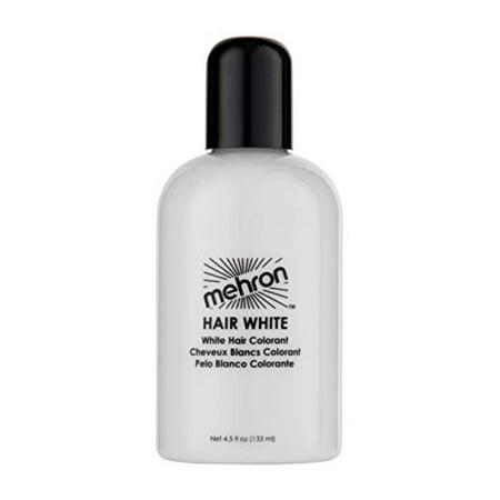 Hair White 4.5-Ounce Adult Halloween Accessory](Crazy Hair For Halloween)