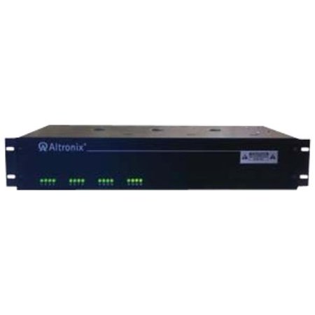 Altronix R615DC616ULCB 16 Output Rack Mount Cctv Power Supply Altronix Accessories Power Devices