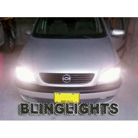 Chevrolet Chevy Zafira Bright White Replacement Upgrade Light Bulbs