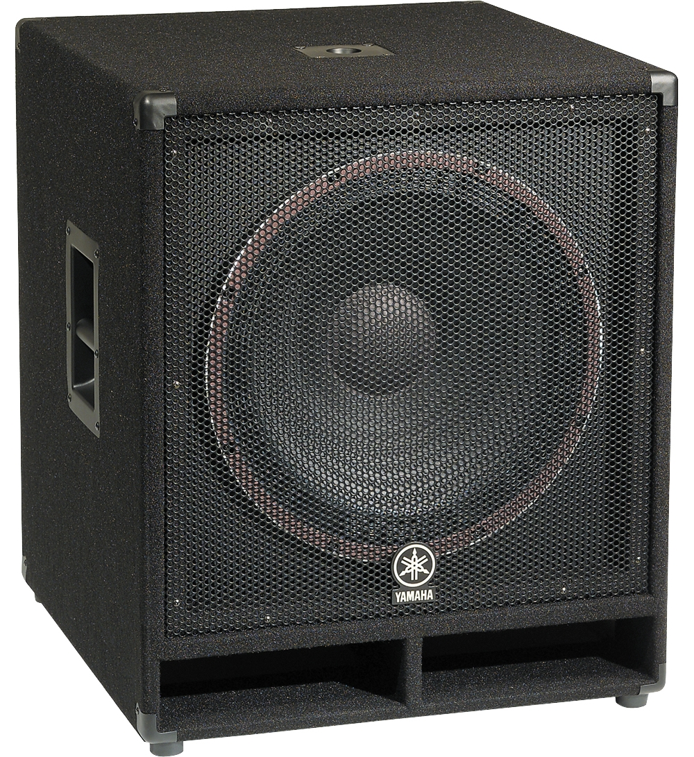 SW118V Club Series V Subwoofer by Yamaha
