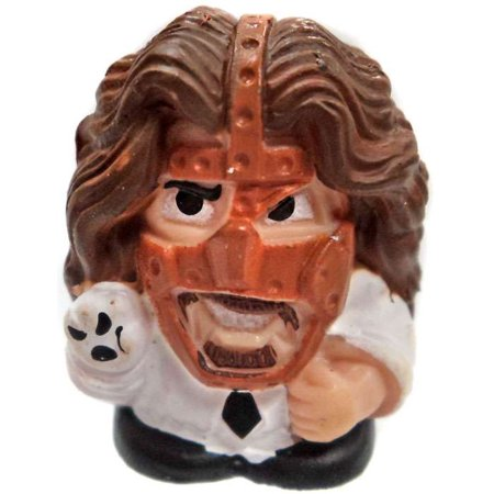 WWE Wrestling TeenyMates WWE Series 2 Mankind with Socko Loose Figure (Wwe Mankind)