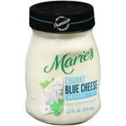 Marie's Chunky Blue Cheese Dressing & Dip, 12 fl oz