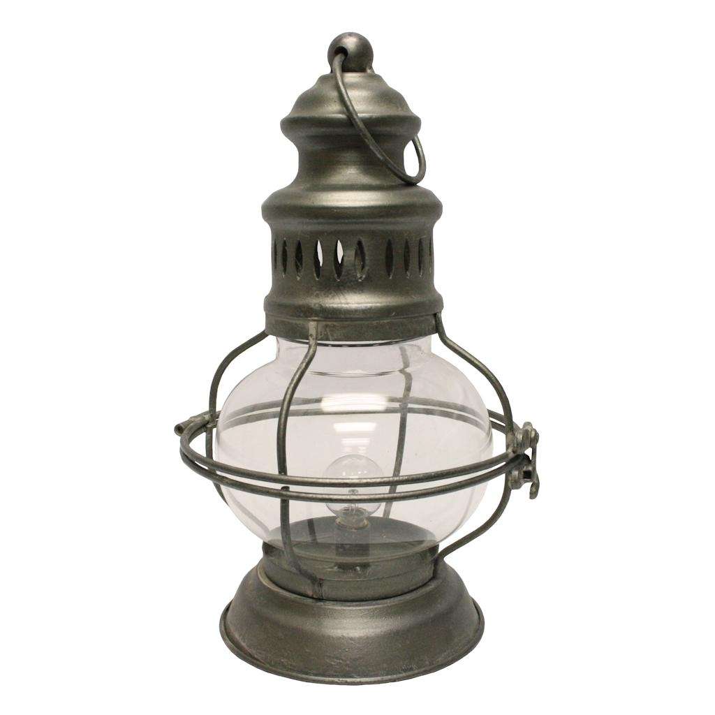 Gerson 42138 12 Metal And Glass Battery Operated Led Hurricane Lantern 12 H B O Lighted Metal And Glass Hurricane Lantern Walmart Com Walmart Com