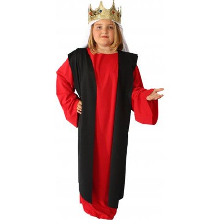 Alexander Costume 60-316-R Story Of Christ Gown Child - Red, Large (Alexander Costumes)