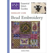 Search Press Books-Bead Embroidery