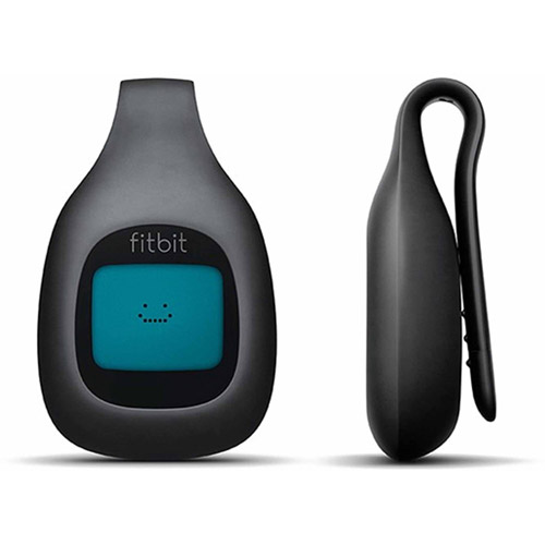 Fitbit Zip Wireless Activity and Fitness Tracker, Charcoal (New Open Box)