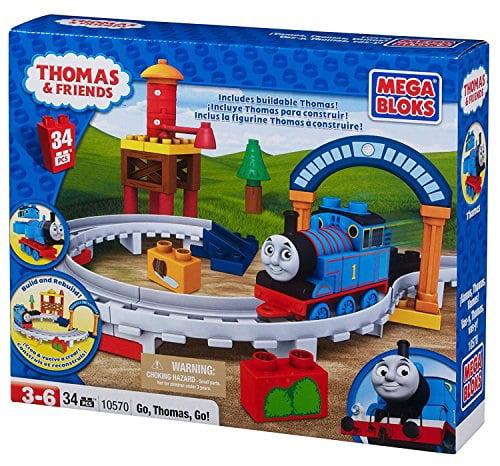 "Mega Bloks Thomas The Train ""Go Thomas Go!"" by Mega Bloks"