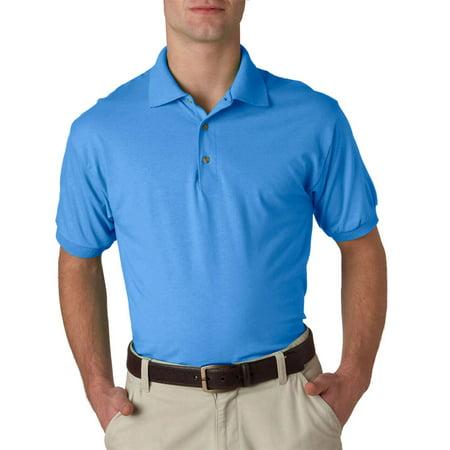 ef55cd65 Gildan - Gildan G8800 DryBlend Adult Polo Shirt -Carolina Blue-5X-Large -  Walmart.com