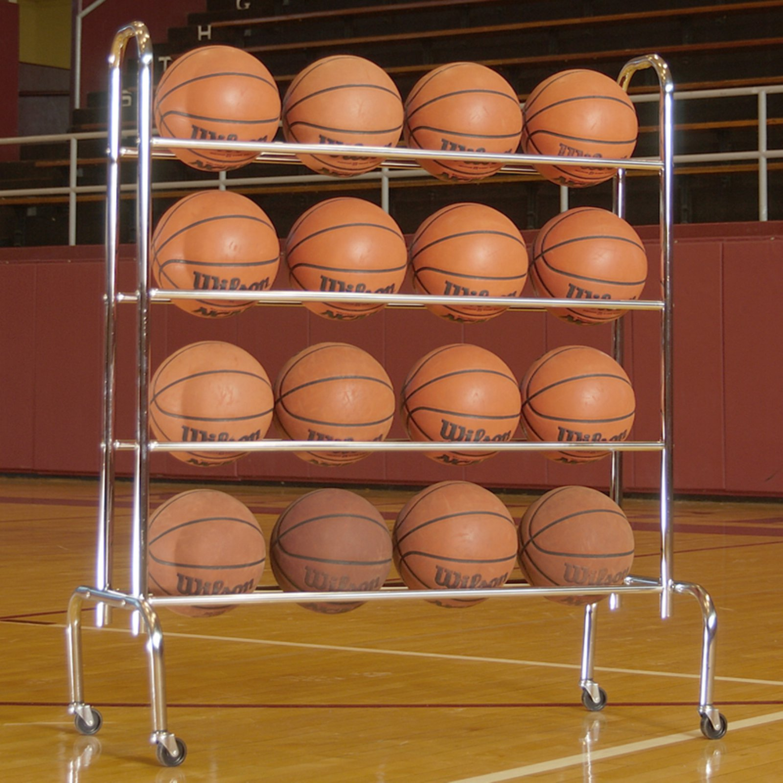 Tandem Sport 4-Tier Ball Rack