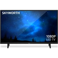 Deals on Skyworth 40-inch Class FHD (1080P) LED TV 40E2