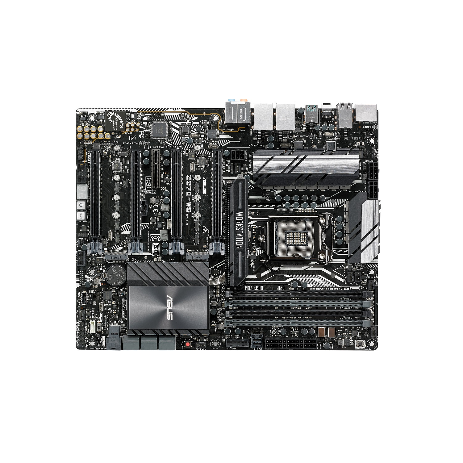 Asus Z270-WS Workstation Motherboard by ASUS