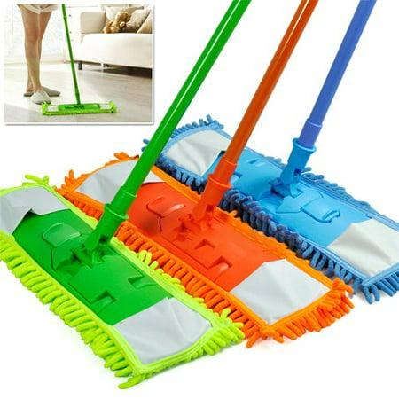 Microfiber Super Absorbent Dust Mop With Handle