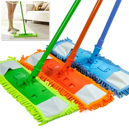 Microfiber super absorbent dust mop with handle Dust mop for wood floors