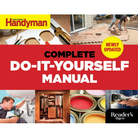 The Complete Do-it-Yourself Manual Newly