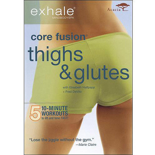 Exhale: Core Fusion - Glutes & Thighs (Widescreen)