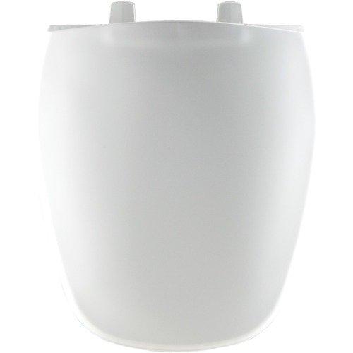 Bemis Eljer Emblem Round Solid Plastic Toilet Seat
