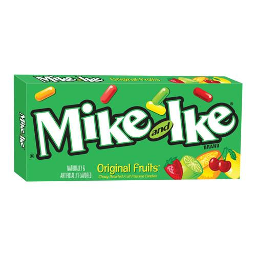 Mike and Ike 5 oz. Theater Box: 12 Count