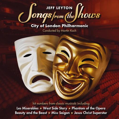 Jeff Leyton - Music of the Night [CD]