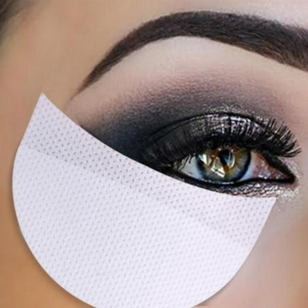 20/50/100PCS Eyelash Pad Eyeshadow Shields Patches Under Eye Stickers Makeup Aid