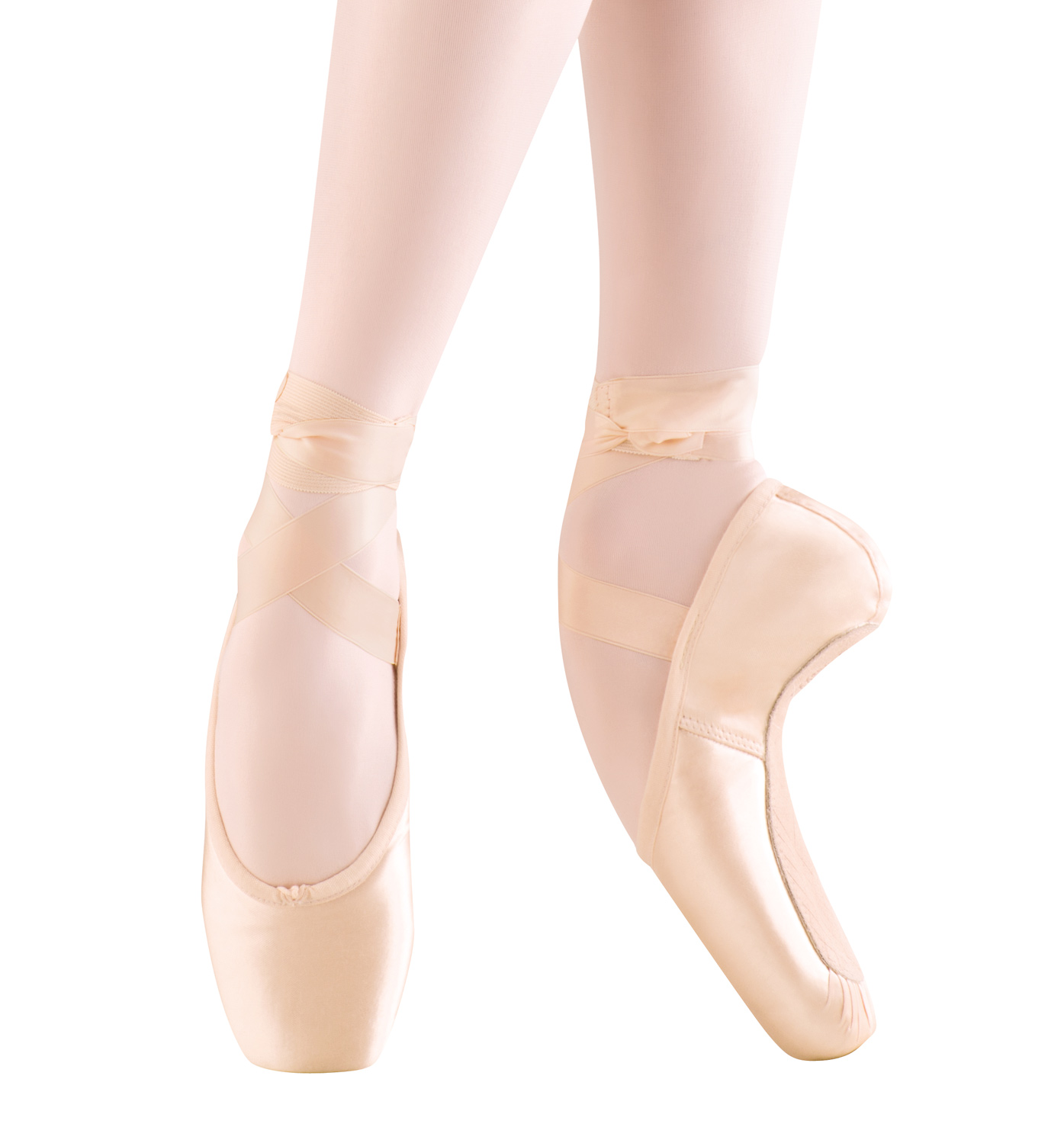 Mirella Adult Whisper Satin Pointe Shoes