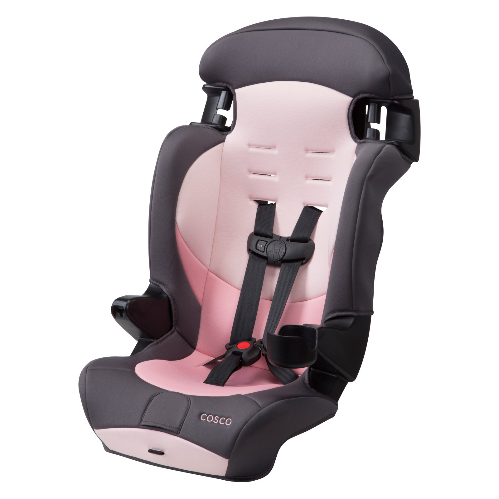 Cosco Finale DX 2-in-1 Booster Car Seat - Sweetberry