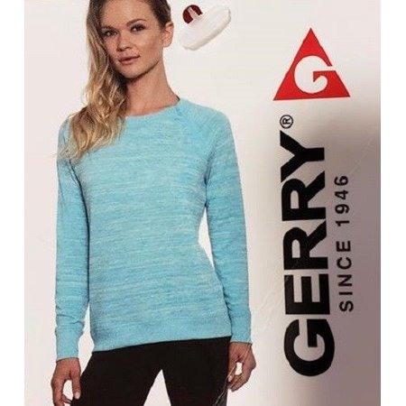 Gerry Women's Journey  - Assymmetrical Zip Neck Long Sleeve Shirt
