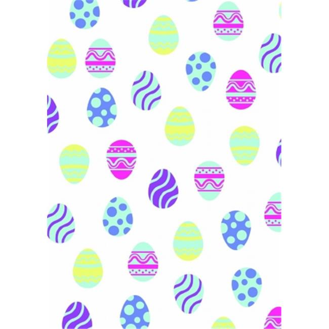 Make N Mold 5040E Small Easter Egg Treat Bags with Twist Ties- pack of 12
