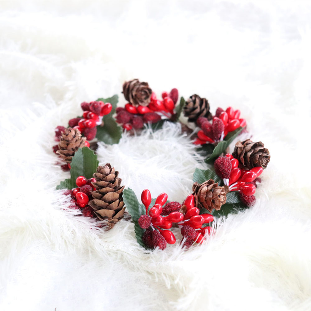 Wedding Gifts At Walmart: Wedding DIY Artificial Berry Flowers Wreath Valentine's