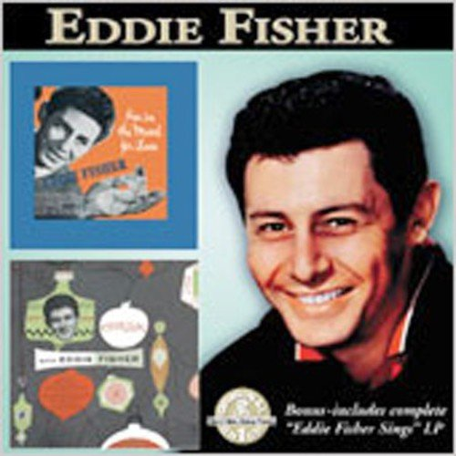Full Title: Eddie Fisher Sings/I'm In The Mood For Love/Christmas With Eddie Fisher.<BR>3 LPs on 1 CD: EDDIE FISHER SINGS (1952)/I'M IN THE MOOD FOR LOVE (1952)/ CHRISTMAS WITH EDDIE FISHER (1952).<BR>Recorded between 1949 & 1953. Originally released on RCA (3025), RCA (3058) & RCA (3065). Includes liner notes by Robert W. Rice.