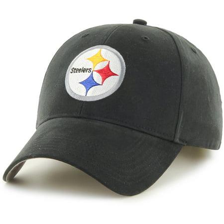NFL Fan FavoriteBasic Cap, Pittsburgh Steelers (Pittsburgh Steelers Decorations)