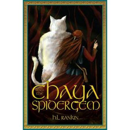 Chaya and the Spider Gem - eBook (Jewel Spider)