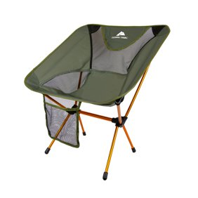 Pleasant Cascade Mountain Tech Ultralight High Back Camp Chair Black Gmtry Best Dining Table And Chair Ideas Images Gmtryco
