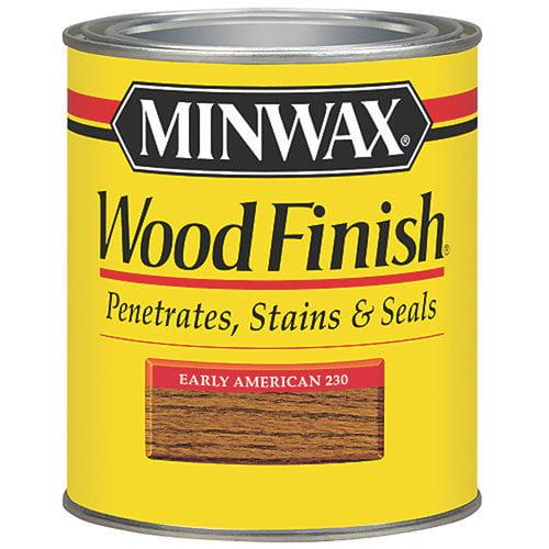 Minwax Woodfinish Early American 1-Qt
