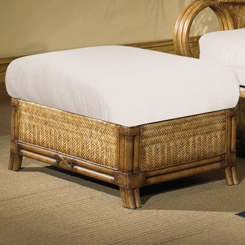 Acacia Home and Garden Royal Pine Ottoman