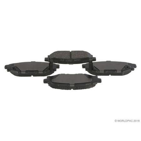 - PBR W0133-1828373 Disc Brake Pad for Subaru Models