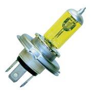 Optilux H71070662 by HELLA XY Series H3 Xenon Yellow Halogen Bulb Set, 12V, 55W