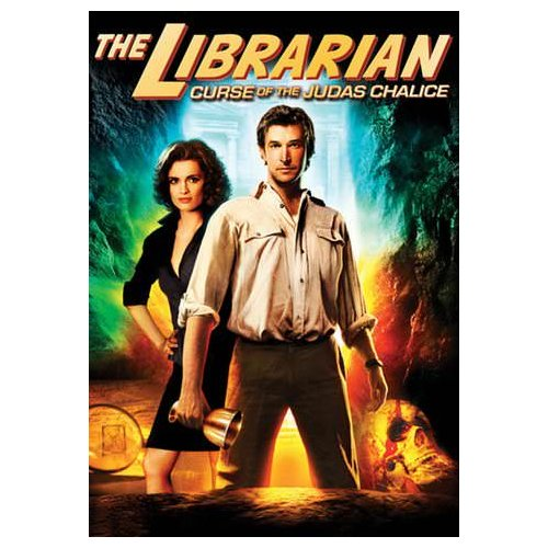 The Librarian: Curse of the Judas Chalice (2008)