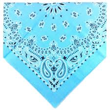 Waverly Inspirations Wv Bandana Aqua.