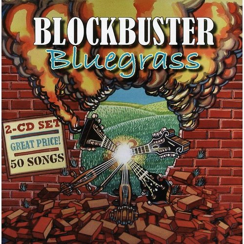 Blockbuster Bluegrass / Various