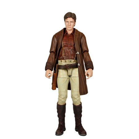 Funko Legacy Action: Firefly - Malcolm Reynolds Action Figure (Firefly Shopping)