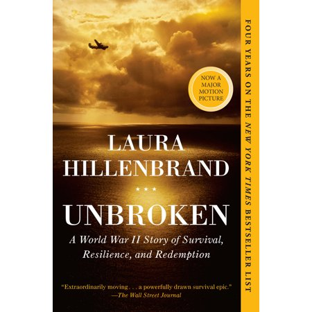 Unbroken : A World War II Story of Survival, Resilience, and