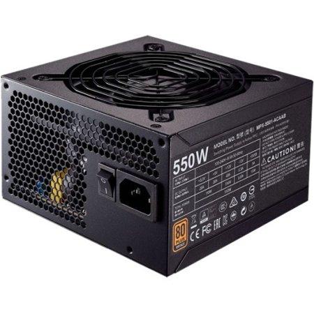 Cooler Master MWE 550 Watt 80 Plus Bronze Certified Power