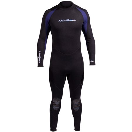 - 7/5mm Men's NeoSport Fullsuit - 7mm Core - Back Zip