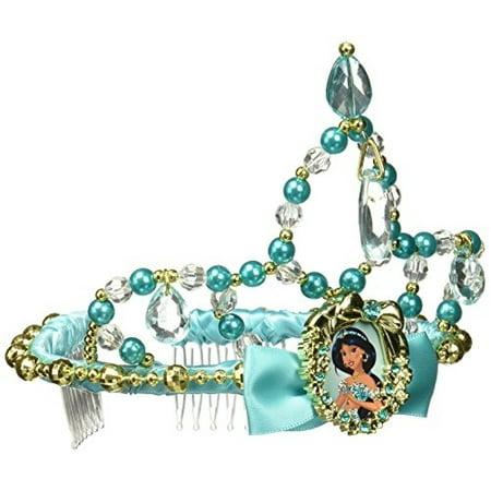 Jasmine Disney Princess Aladdin Tiara, One Size Child - Princess Jasmine Tiara