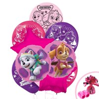 Paw Patrol Pink Balloon Bouquet Kit