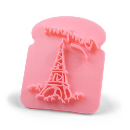 Fred FRENCH TOAST Bread Stamper, Bread stamper w/french theme By Fred Friends Ship from (Toast Bread Stamper)