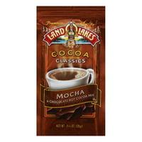 Land O Lakes Cocoa Classics Chocolate & Mocha, 1.25 OZ (Pack of 12)