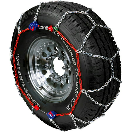 Peerless Chain Auto-Trac Light Truck/SUV Tire Chains,
