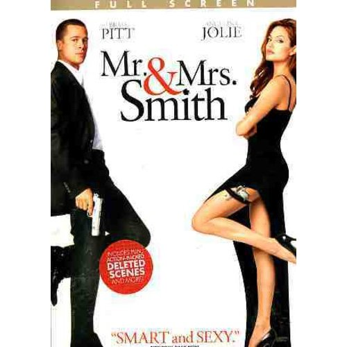Mr. And Mrs. Smith (Full Frame)