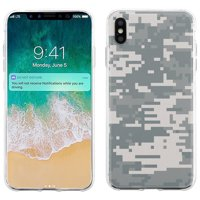 Product Image For Apple iPhone XS Max Case, OneToughShield ® Scratch-Resistant Slim-Fit TPU